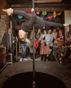 Pole Dance in the Olympics